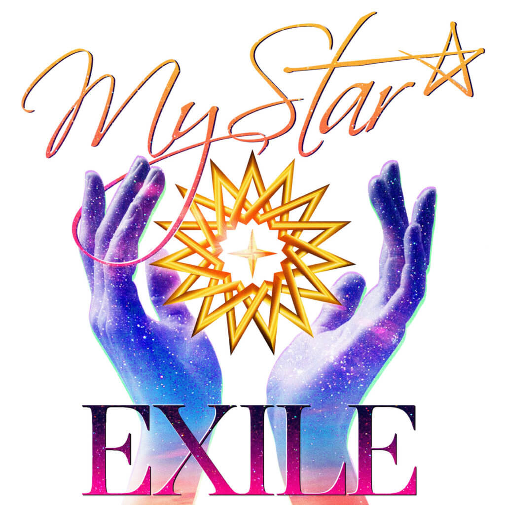 DIGITAL SINGLE「My Star」ジャケット写真