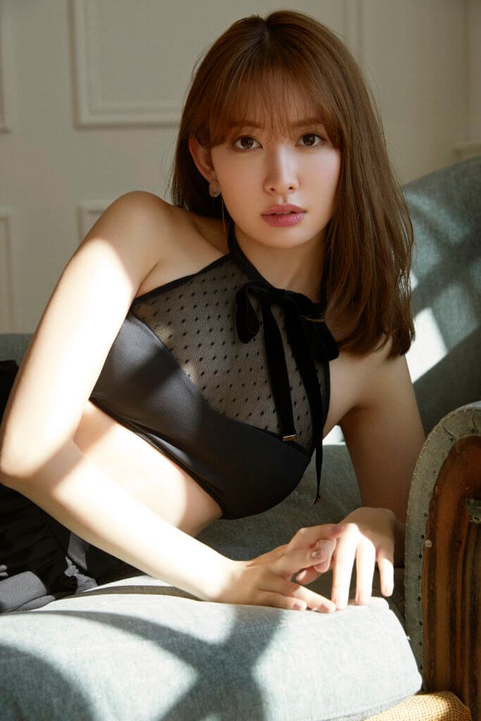 「Holter Neck Ribbon Bikini」¥21,000(税別)