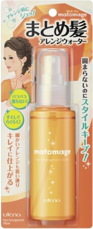 まとめ髪アレンジウォーター 100ml 700円(税抜)