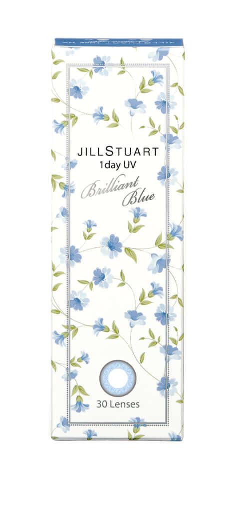 JILL STUART 1day UV「Brilliant Blue」オープン価格 販売名:SPワンデー H-UVC 承認番号:22900BZX00423000