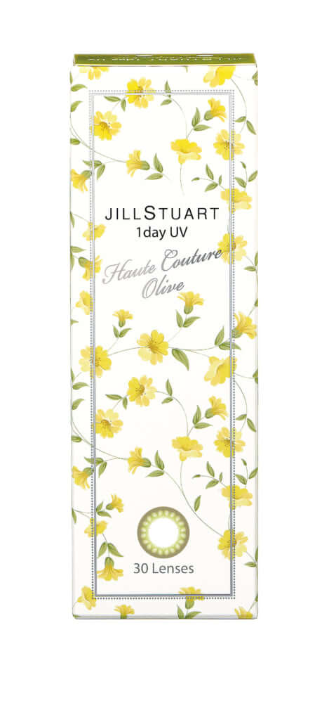 JILL STUART 1day UV「Haute Couture Olive」オープン価格 販売名:SPワンデー H-UVC 承認番号:22900BZX00423000