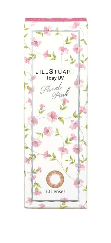 JILL STUART 1day UV 「Floral Pink」オープン価格 販売名:SPワンデー H-UVC 承認番号:22900BZX00423000