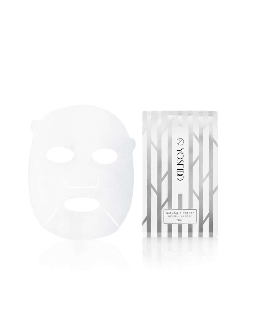 「YST 保湿マスク」24ml×5ピース 2,800円(税別)