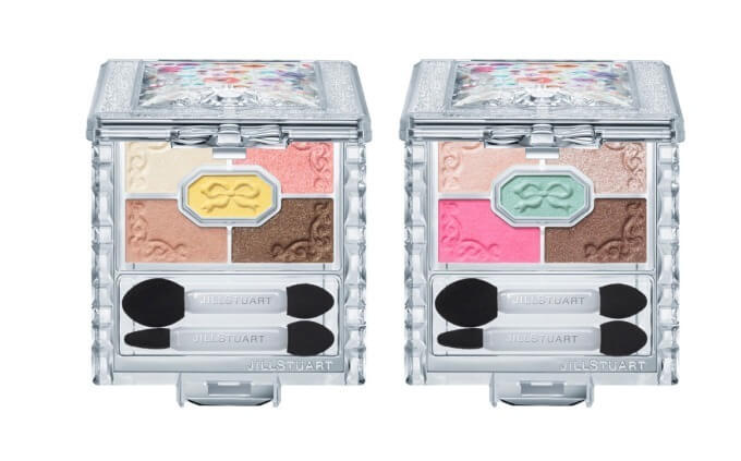 左から)「リボンクチュール アイズ 20、21」 各¥5,000(税別)<限定品>