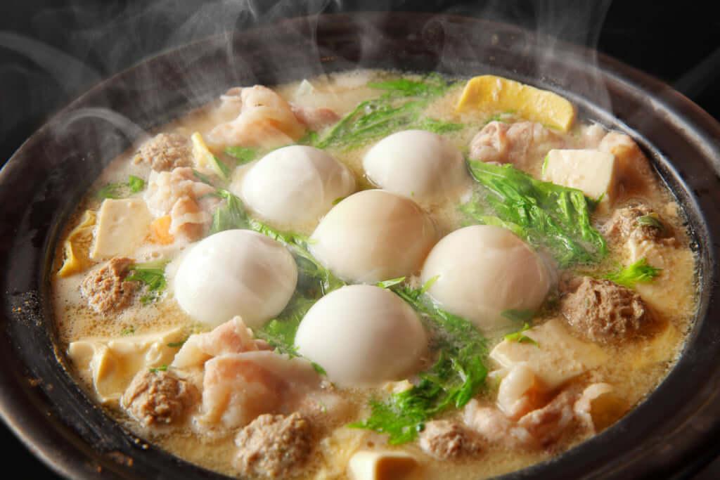 「アーモンドミルク豚鍋」1人前2780円(税別)
