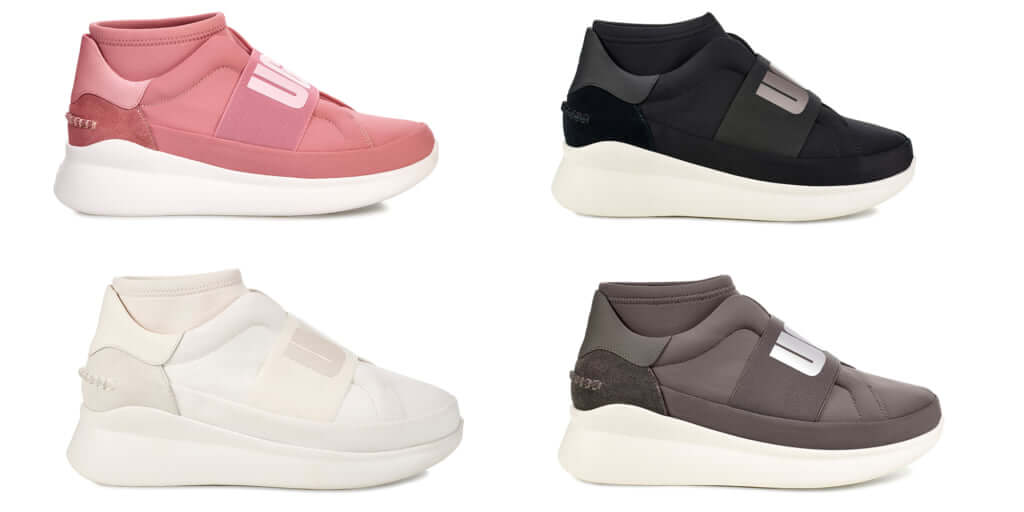 「Neutra Sneaker」15,000円(税別)
