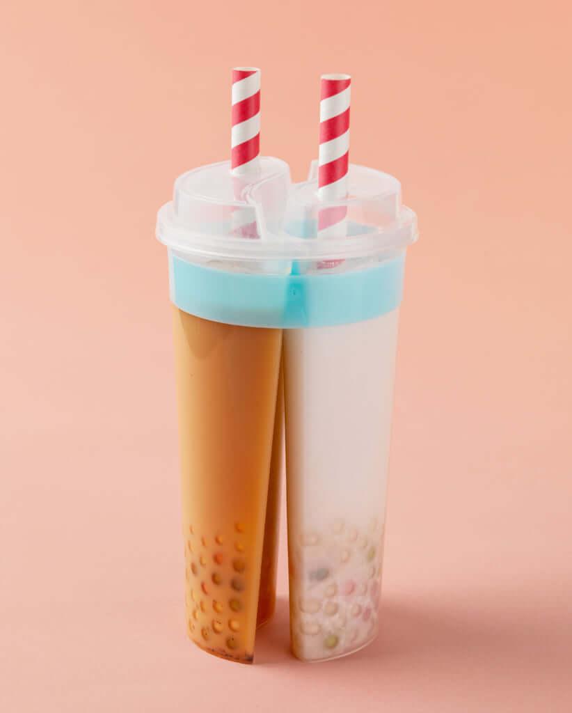 「タピオカ ティー&ココナッツ」600円(税込)