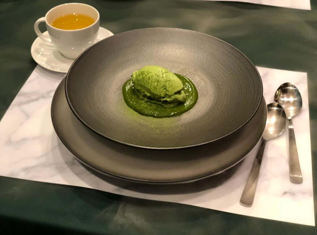 「抹茶入り緑茶」「至福のハーゲンダッツ グリーンティー」