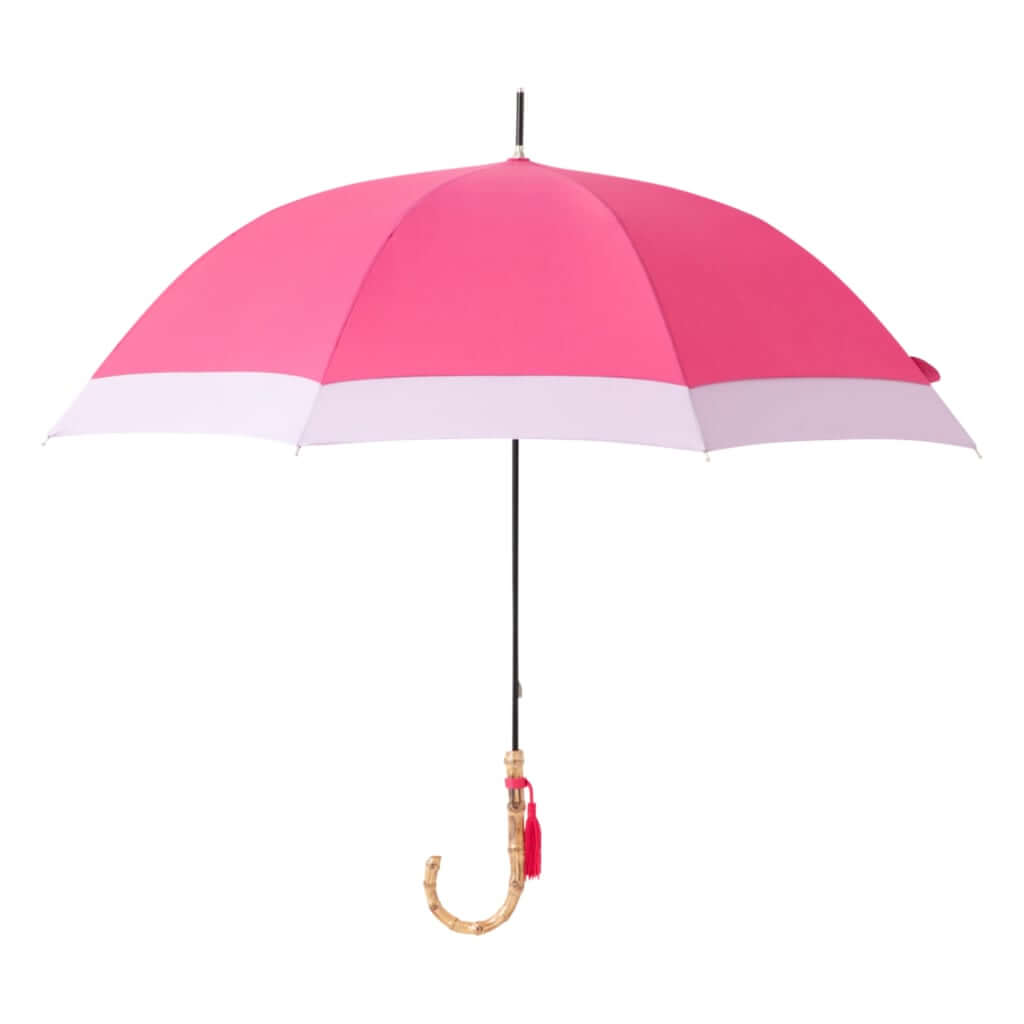 「超撥水タッセル 長傘」58cm ピンク 3,500円(税込)