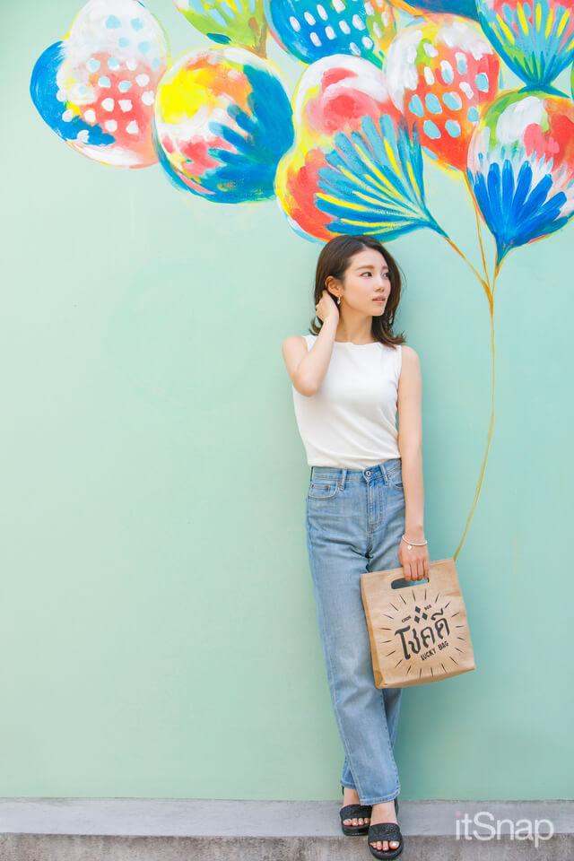 梅花女子大学四回生・古春智都サン/23歳(157cm)