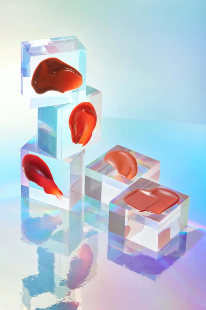 「Thunderbolt tint meringue(サンダーボルトティントメレンゲ)」全5色 1,274円(税別)