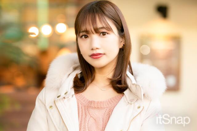 タレント・後藤真由子サン/23歳(157cm)