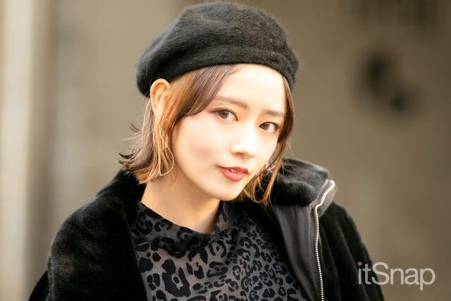 フリーモデル・河辺真知子サン/23歳(166cm)