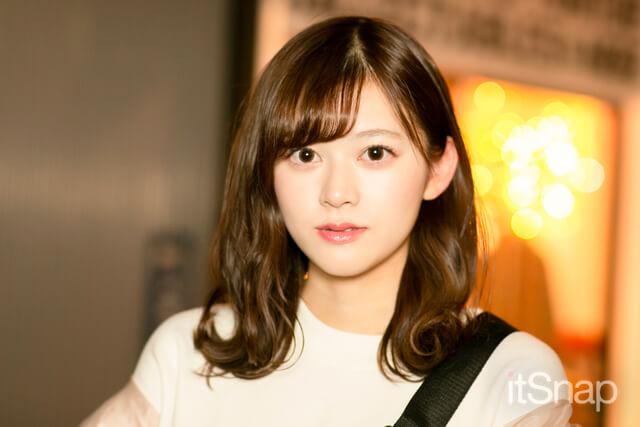 南山大学三年・野﨑夏凜サン/21歳(156cm)
