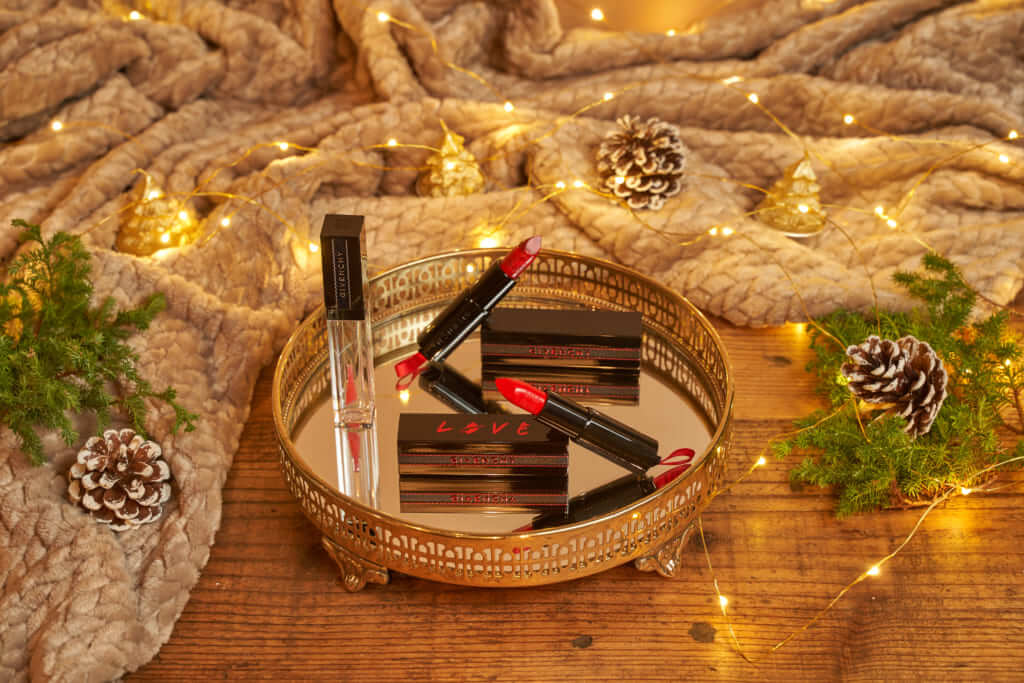 My Little Box12月のBOX GIVENCHY(ジバンシイ)」豪華現品サイズのリップ
