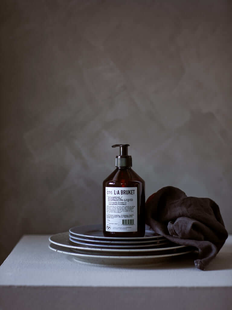 「ラ・ブルケット(L:a Bruket)」DISHWASHIING LIQUID [食器用洗剤] 500ml / ¥2,900+tax
