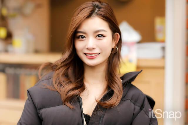モデル、女優・蜂谷晏海サン/27歳(168cm)