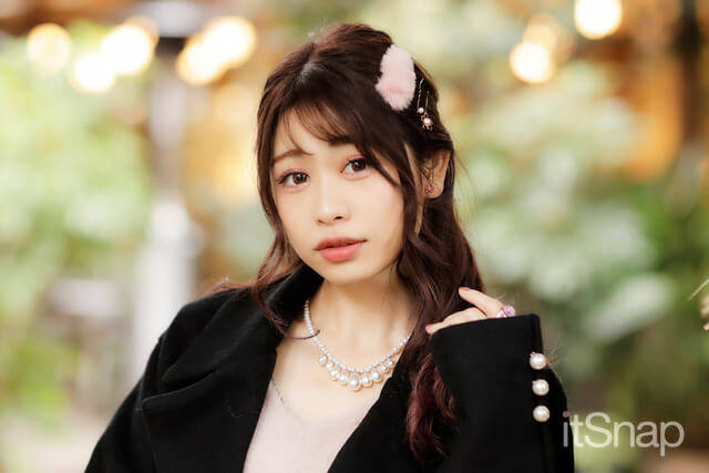 タレント、モデル、インフルエンサー・高橋里彩子サン/26歳(154cm)