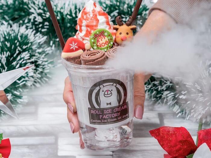 ROLL ICE CREAM FACTORY(ロールアイスクリームファクトリー)ふわもこカップ