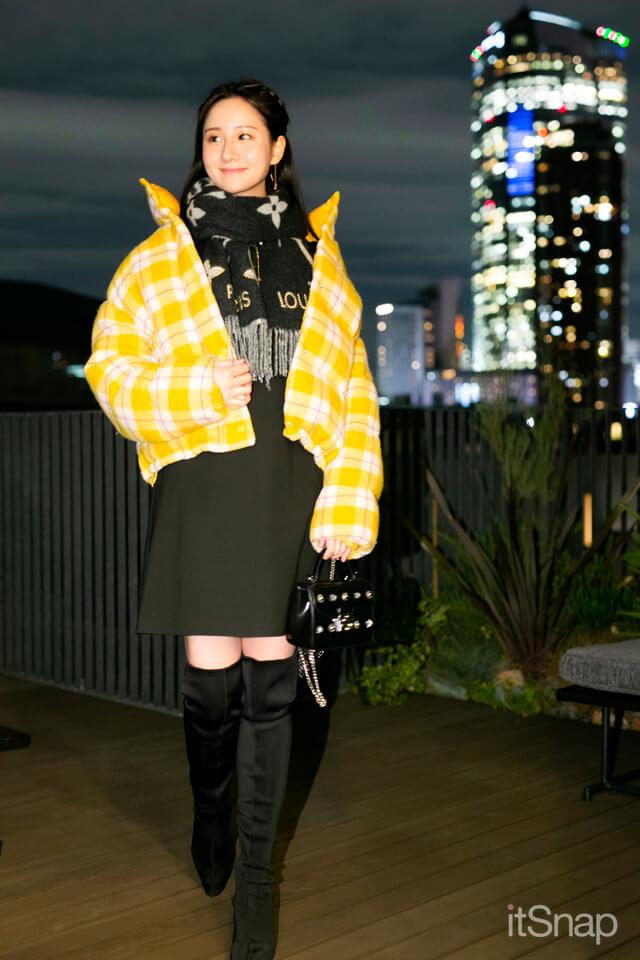 モデル・今西由記サン/24歳(170cm)のコーデ