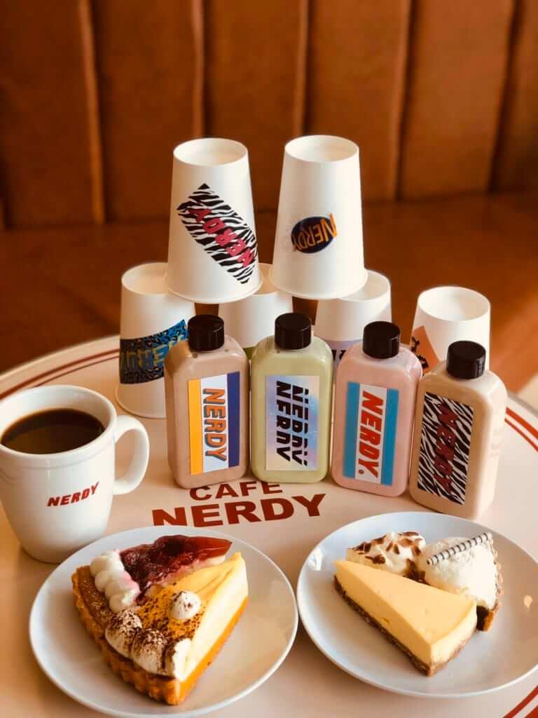 NERDYケーキセット