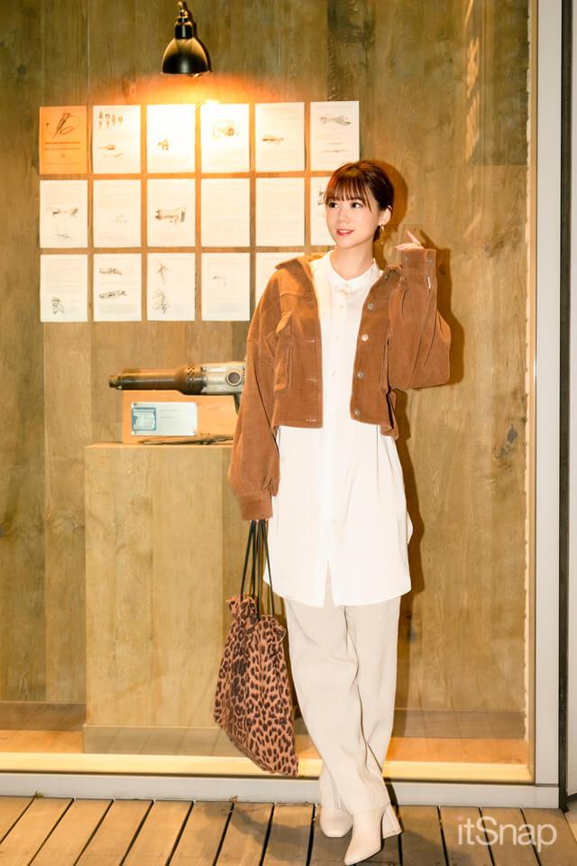 モデル、女優・千田麻実サン/24歳(168cm)