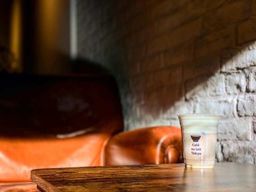 カフェオレ専門店のカフェオレトーキョー