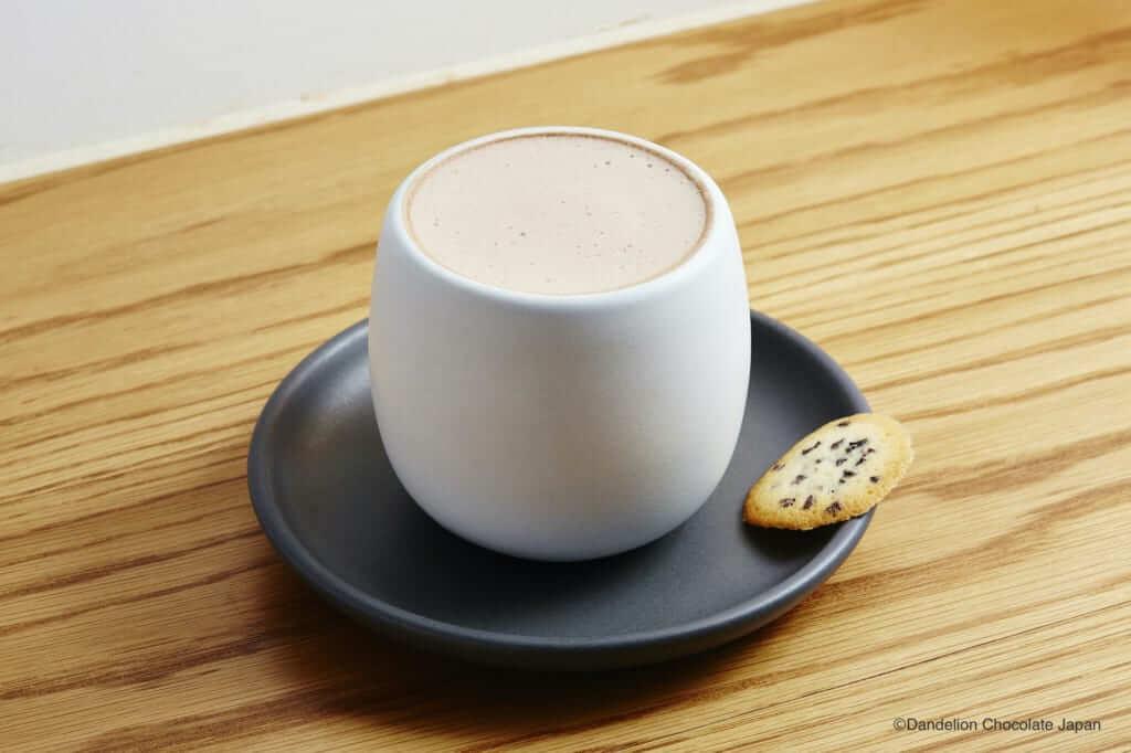 ダンデライオンチョコレートのKURAMAE HOT CHOCOLATEクラマエホットチョコレート/¥630