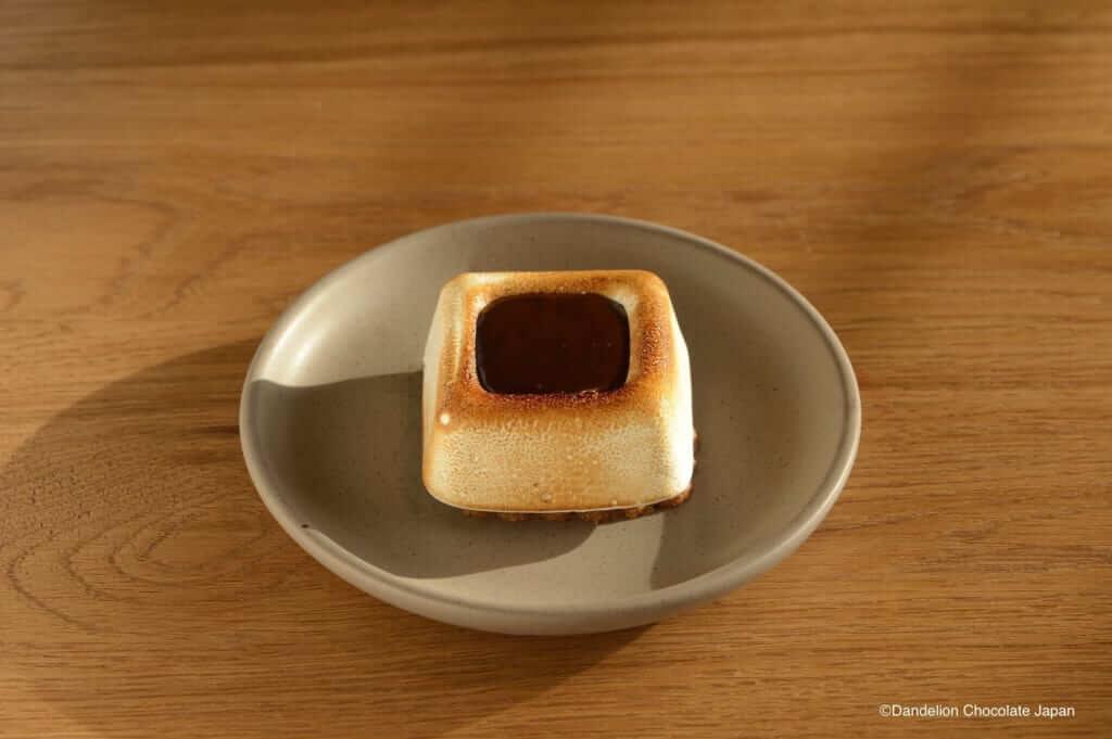 ダンデライオンチョコレートのS'MOREスモア/¥450