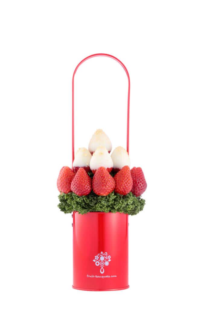 Plaisir(プレジール)の(冬) Petit BERRY BERRY(プチベリーベリー白)/¥6,900(税込み)