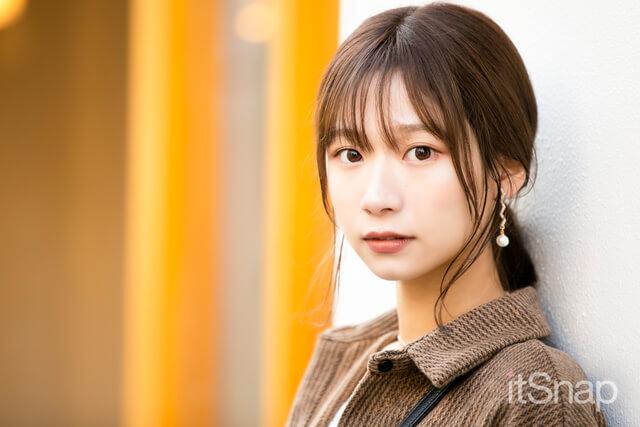 モデル 後藤芹七サン・20歳