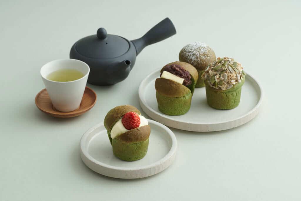 CHAYA1899TOKYO抹茶パン