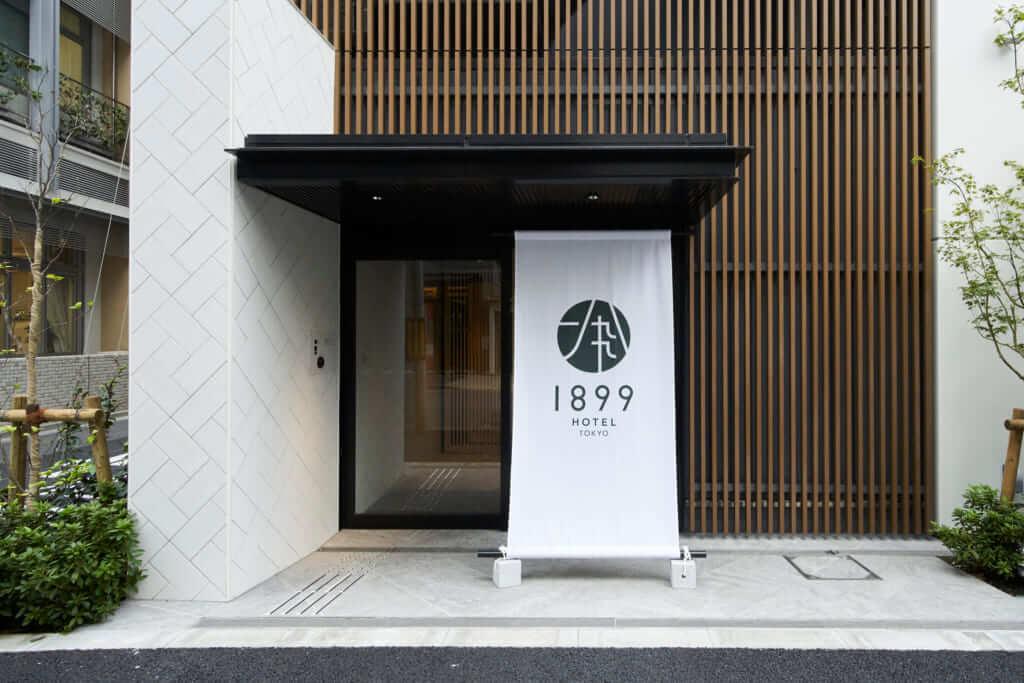 CHAYA1899TOKYO入り口