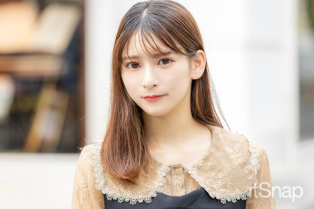 読者モデル 新井田姫サン・22歳