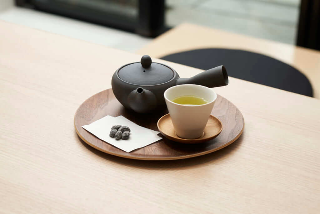 CHAYA1899TOKYO急須で淹れるお茶