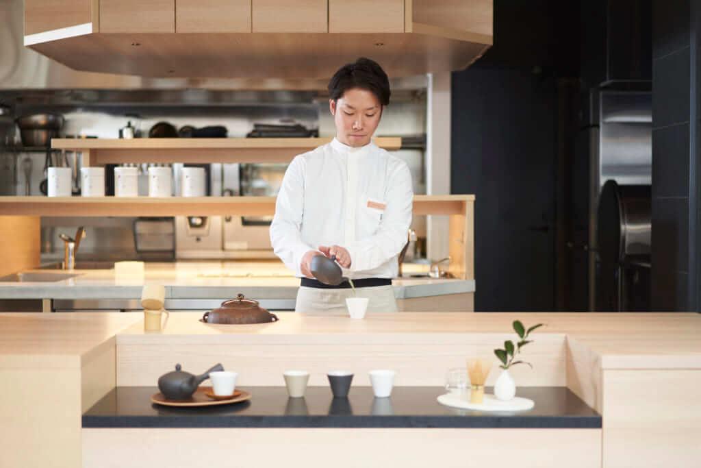 CHAYA1899TOKYO茶バリエ