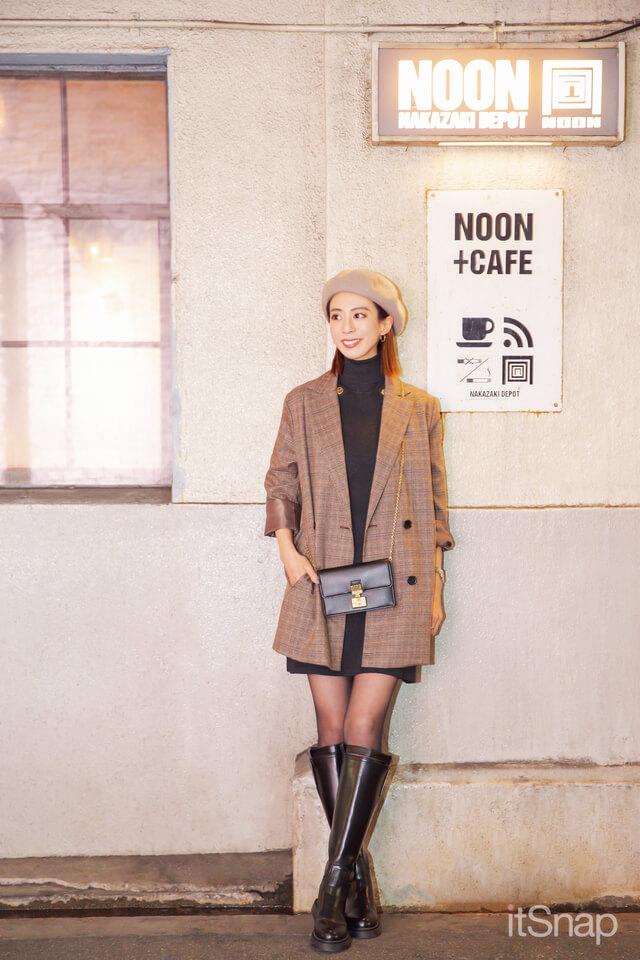 渡辺さやかサンのNOON+CAFE(ヌーンプラスカフェ)