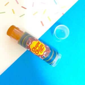 デリシャスリップクリーム コーラの香り 5g/¥550(税込み)