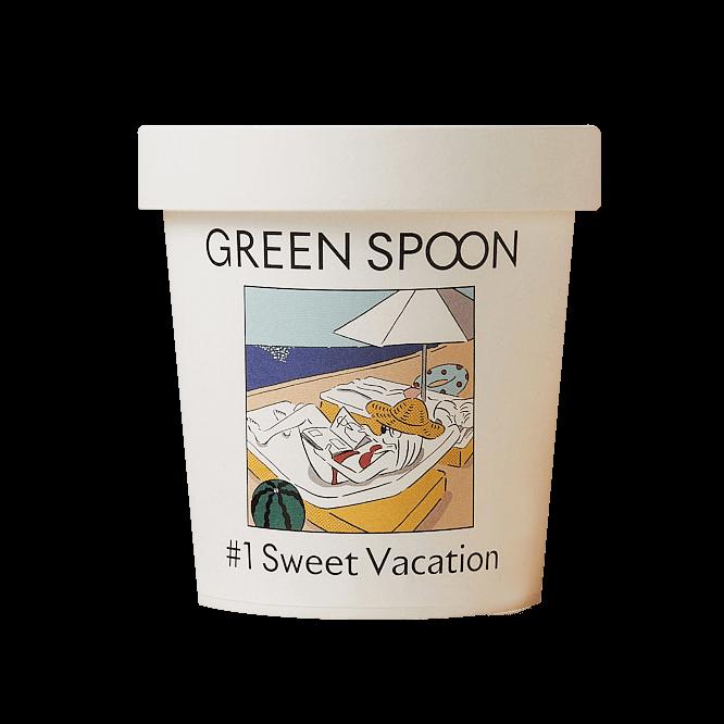 GREEN SPOON(グリーンスプーン)のスムージー♯1 Sweet Vacation
