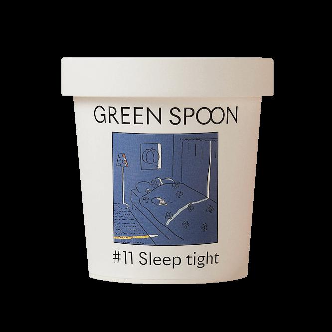GREEN SPOON(グリーンスプーン)のスムージー♯11 Sleep tight