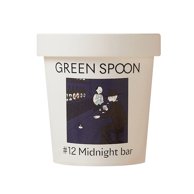 GREEN SPOON(グリーンスプーン)のスムージー♯12 Midnight bar