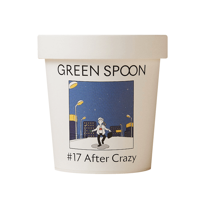 GREEN SPOON(グリーンスプーン)のスムージー♯17 After Crazy
