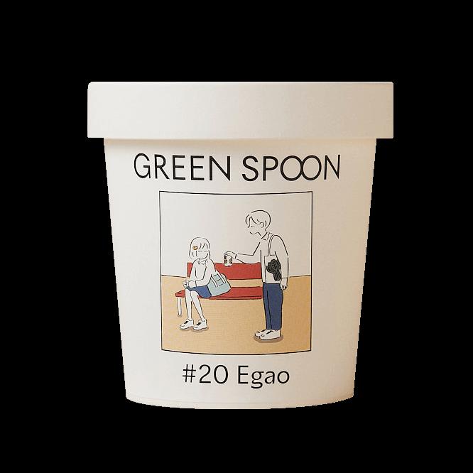 GREEN SPOON(グリーンスプーン)のスムージー♯20 Egao