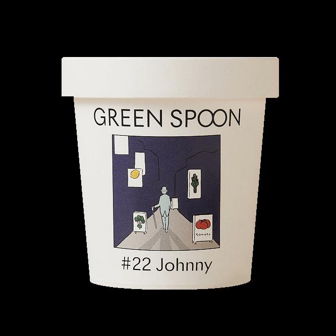 GREEN SPOON(グリーンスプーン)のスムージー♯22 Johnny