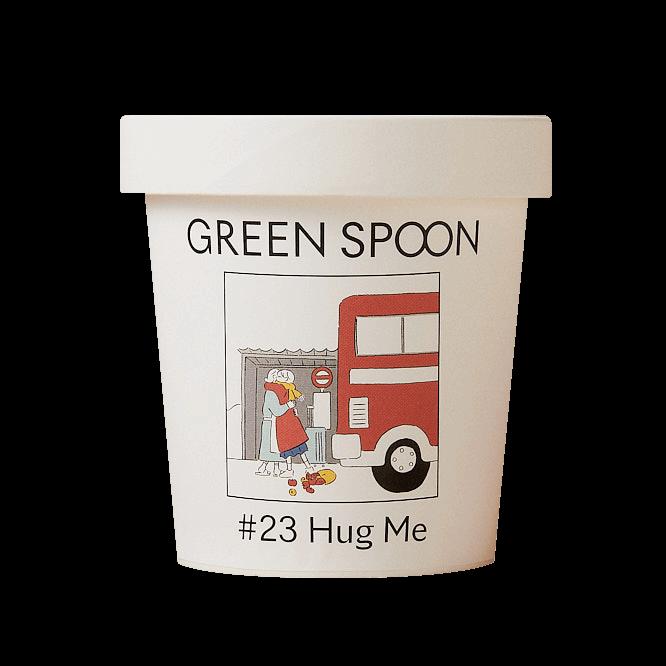 GREEN SPOON(グリーンスプーン)のスムージー♯23 Hug Me
