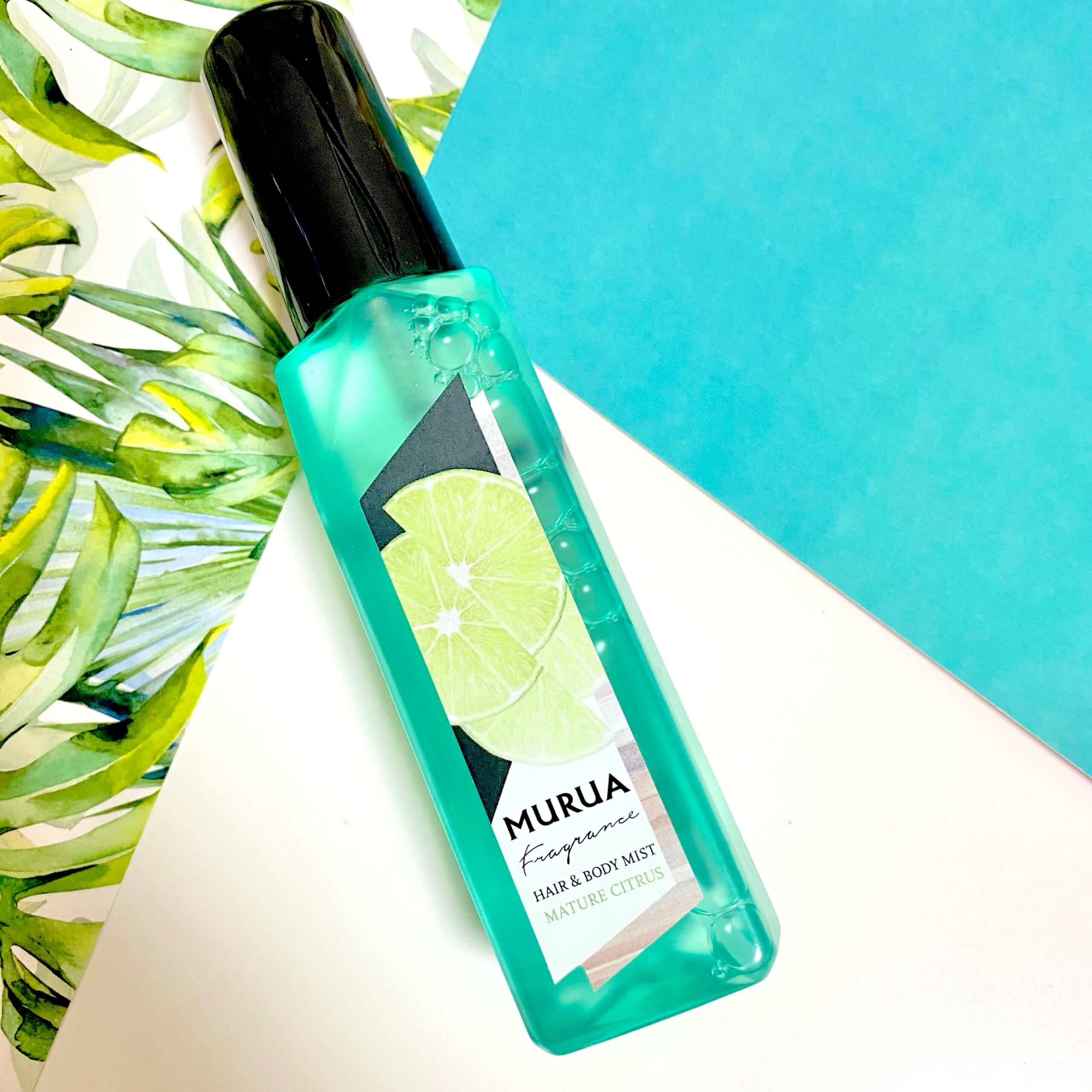 MURUA Fragrance(ムルーア フレグランス) マチュアシトラス