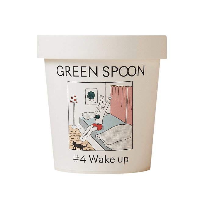 GREEN SPOON(グリーンスプーン)のスムージー♯4 Wake up