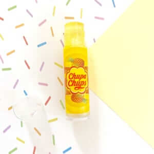 デリシャスリップクリーム パイナップルの香り 5g /¥550(税込み)