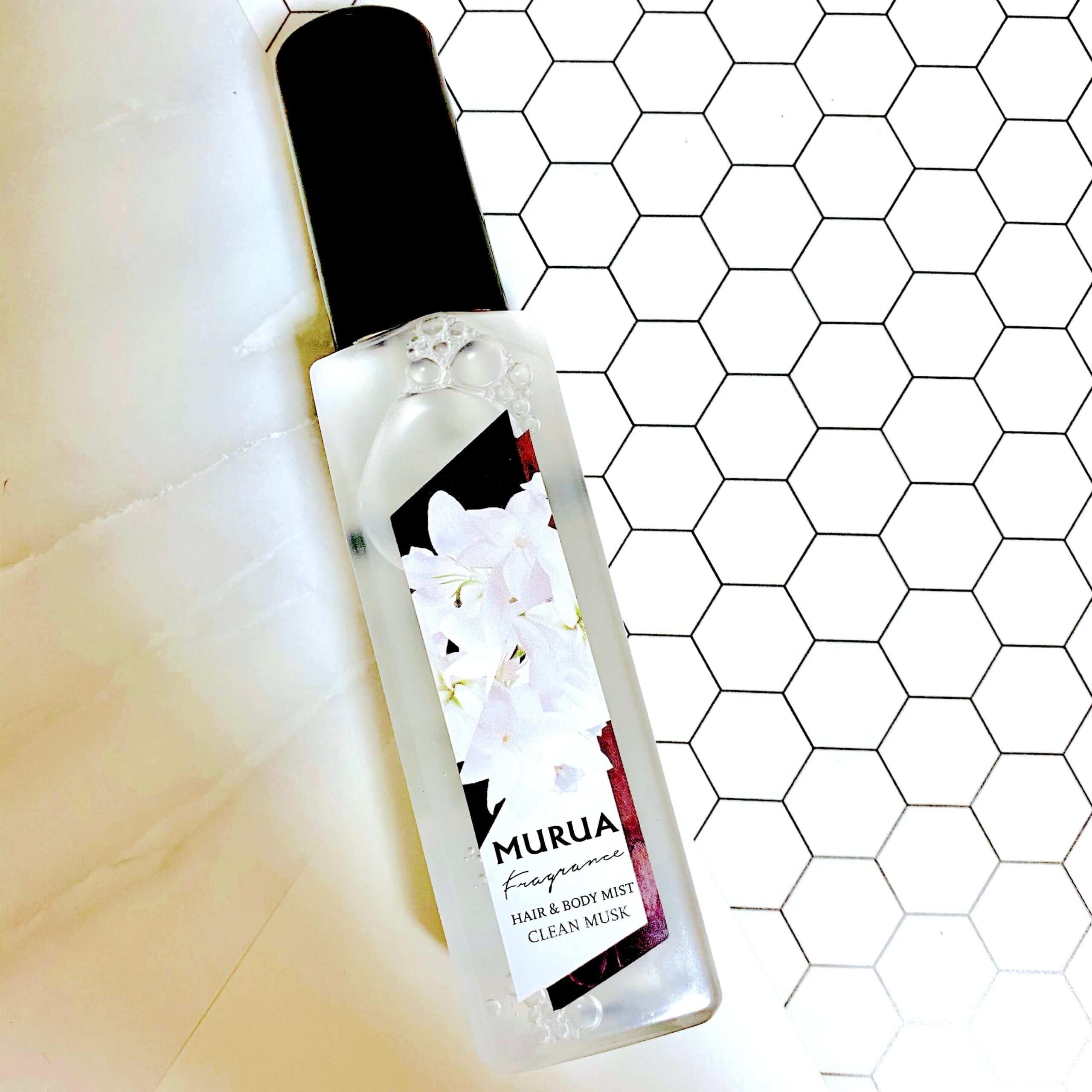 MURUA Fragrance(ムルーア フレグランス) クリーンムスク