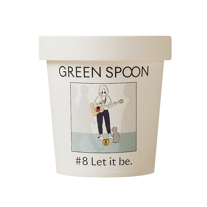 GREEN SPOON(グリーンスプーン)のスムージー♯8 Let it be.